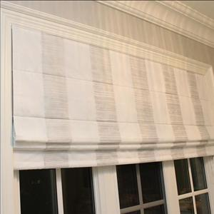 Moda Sheer Flat Roman Blinds