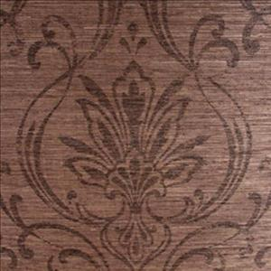 Filigree on Sisal - Mauve