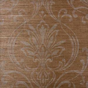 Filigree On Sisal - Brown