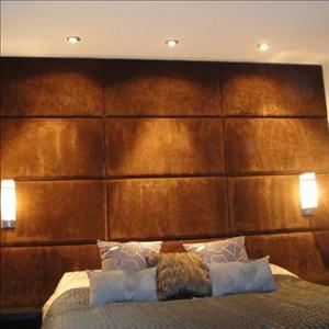 Wall Upholstered Headboard
