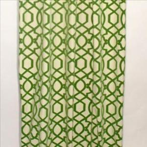 Sultana Lattice Panel - Green