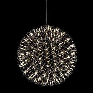Led Sphere Hanging Lamp - Medium