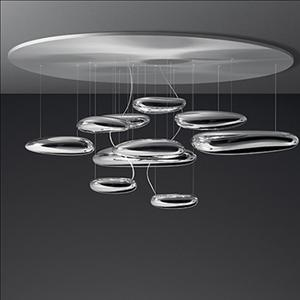 Ceiling Lamp Base - Solar System