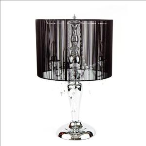 Table Lamp - Black Shade