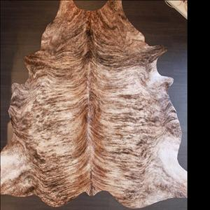 Brindle Cow Hide